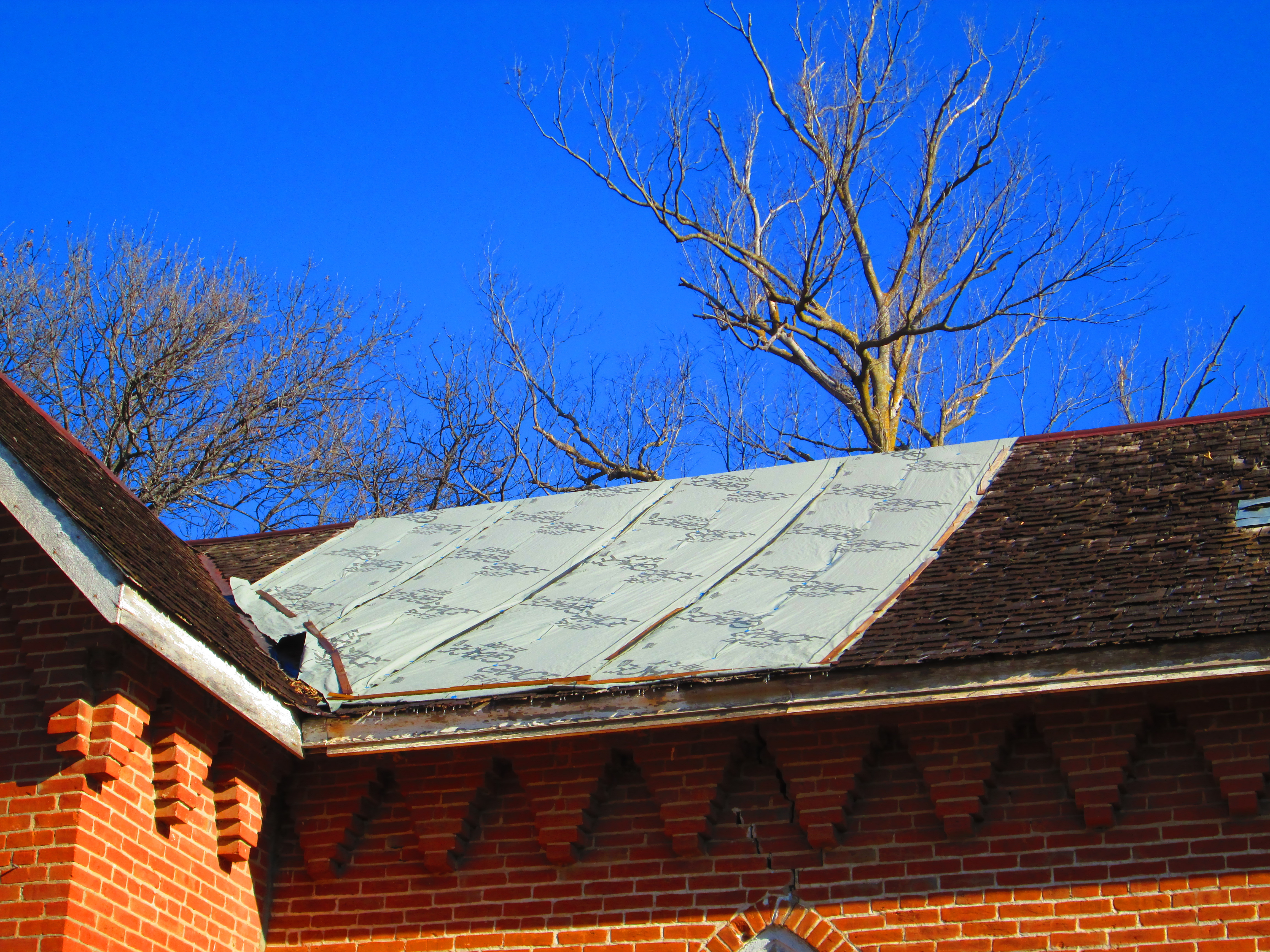 Free Download How To Patch A Roof Temporary Programs
